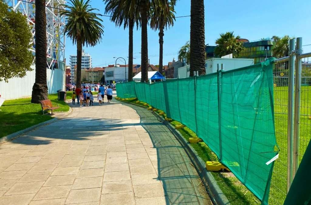 Victorian Temporary Fencing P/L (VTF) have delivered the St Kilda Festival their temporary event fencing for the fifth year in a row!