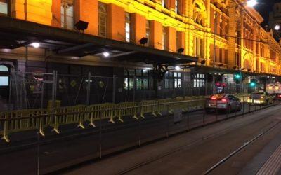 Flinders St Station Refurb